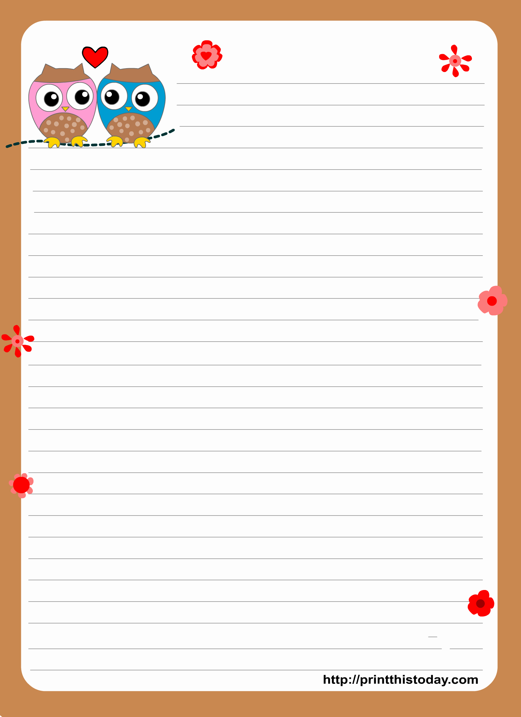 Free Printable Stationery Pdf New 1000 Images About Free Printable Stationary On Pinterest