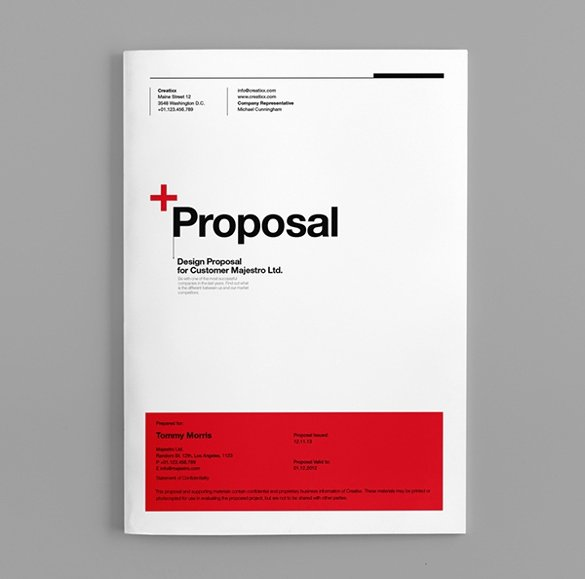 Free Proposal Template Word Awesome 31 Proposal Templates Doc Pdf