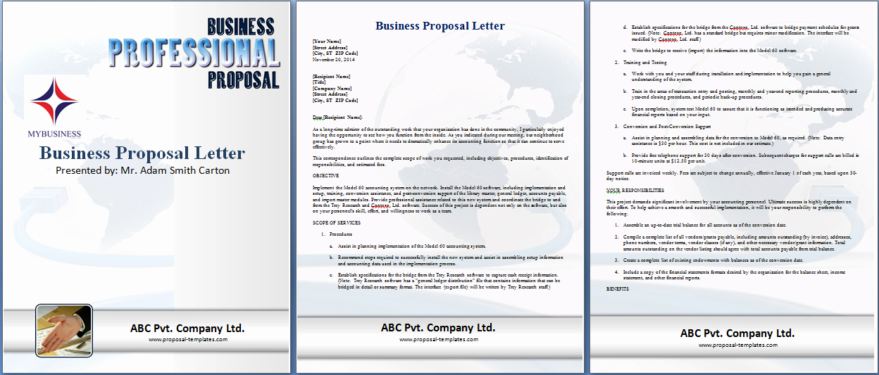 Free Proposal Template Word Lovely Business Proposal Template Microsoft Word