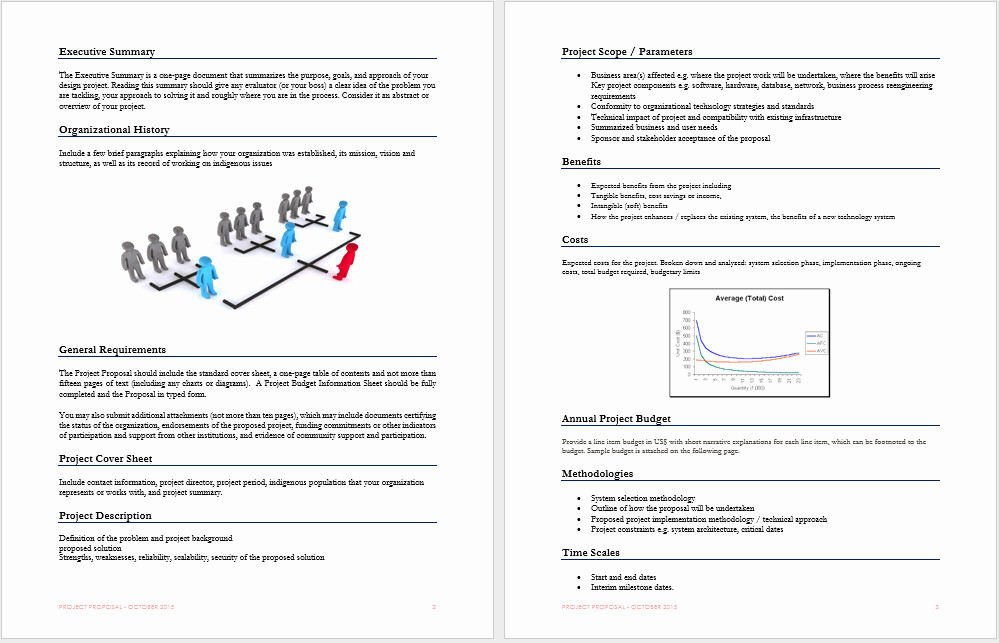 Free Proposal Template Word New Project Proposal Template Word Templates