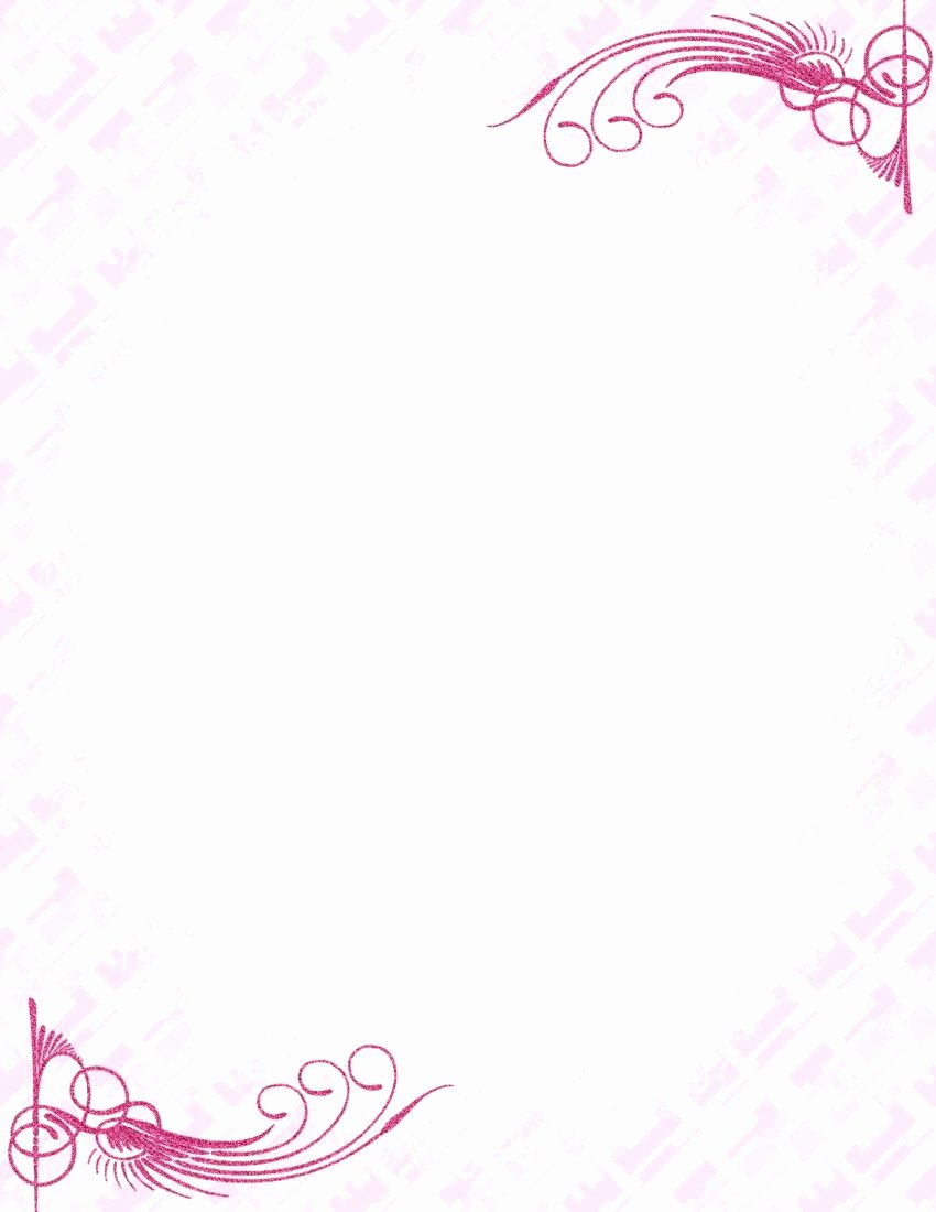 Free Stationery Paper Templates Awesome Stationery Paper