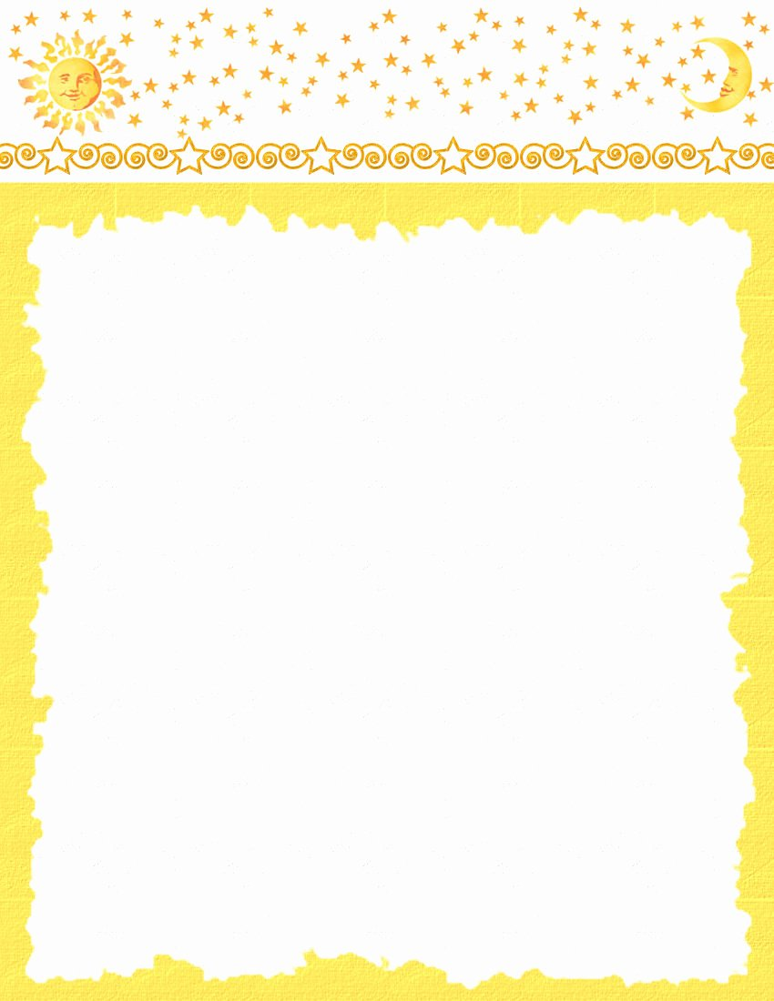 Free Stationery Paper Templates Lovely Cute⿳scroll⿳frame Tag Stationary Journal Card Best Clipart
