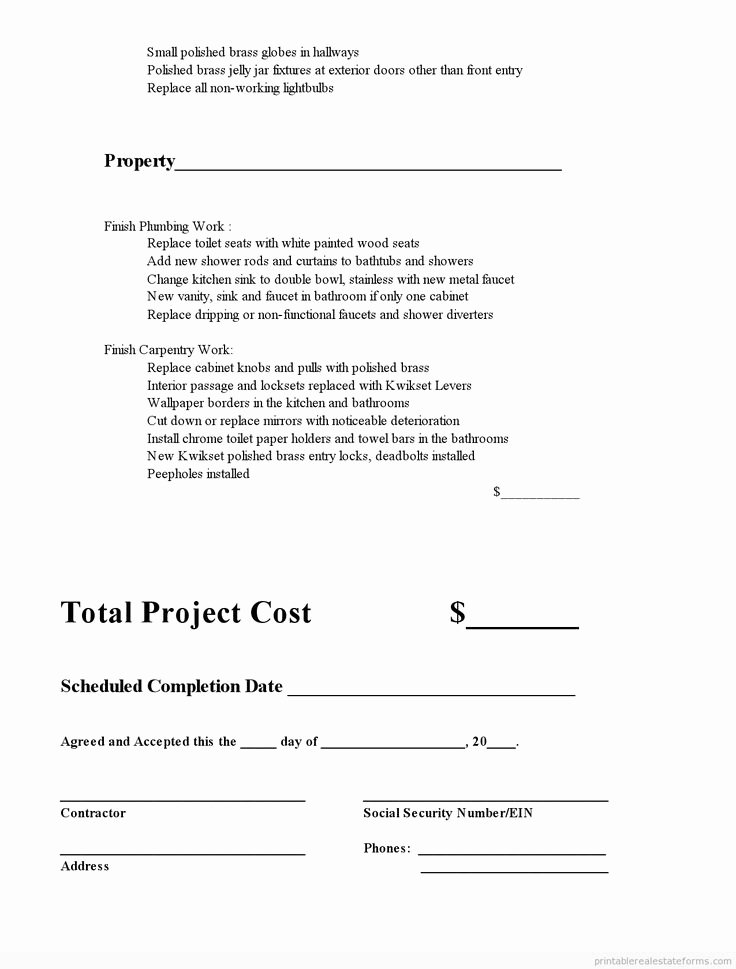 Free Subcontractor Agreement Template Word Inspirational Printable Subcontractor Agreement Template 2015