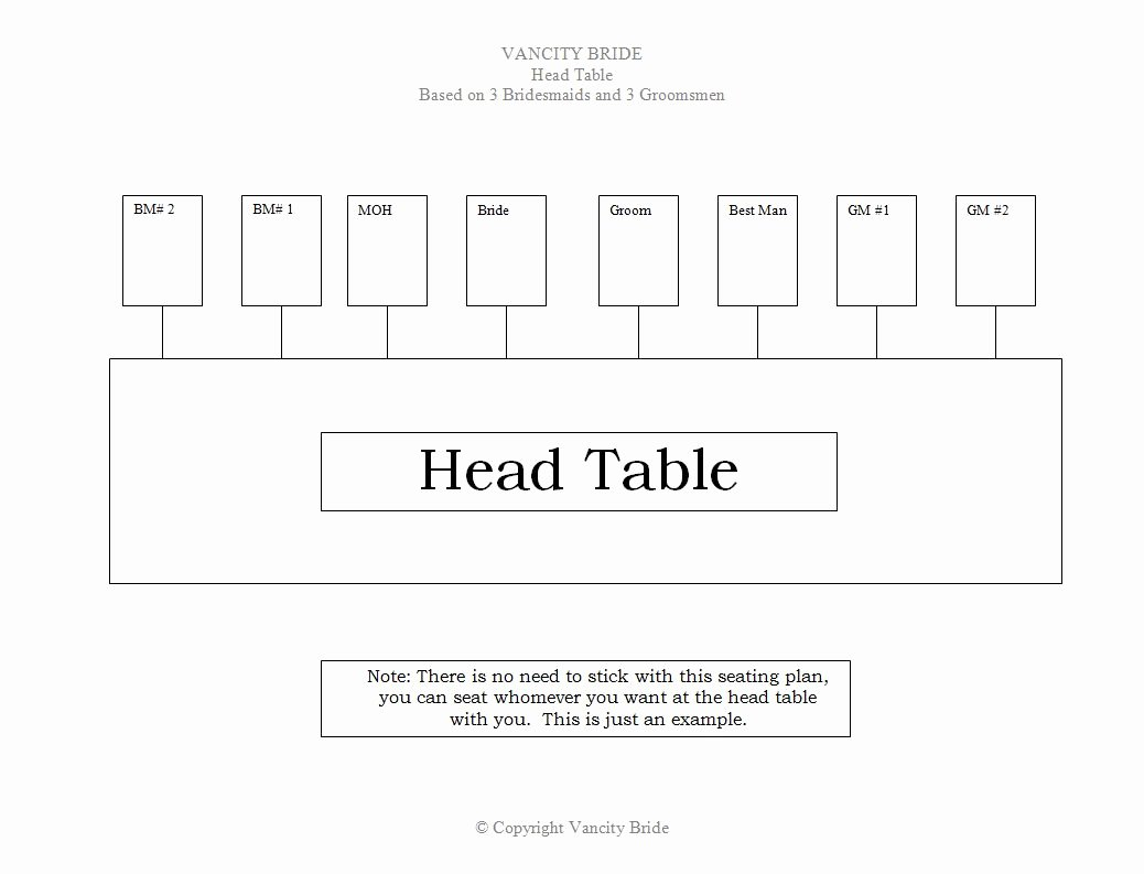 Free Wedding Floor Plan Template New 6 Free Wedding Seating Chart Templates