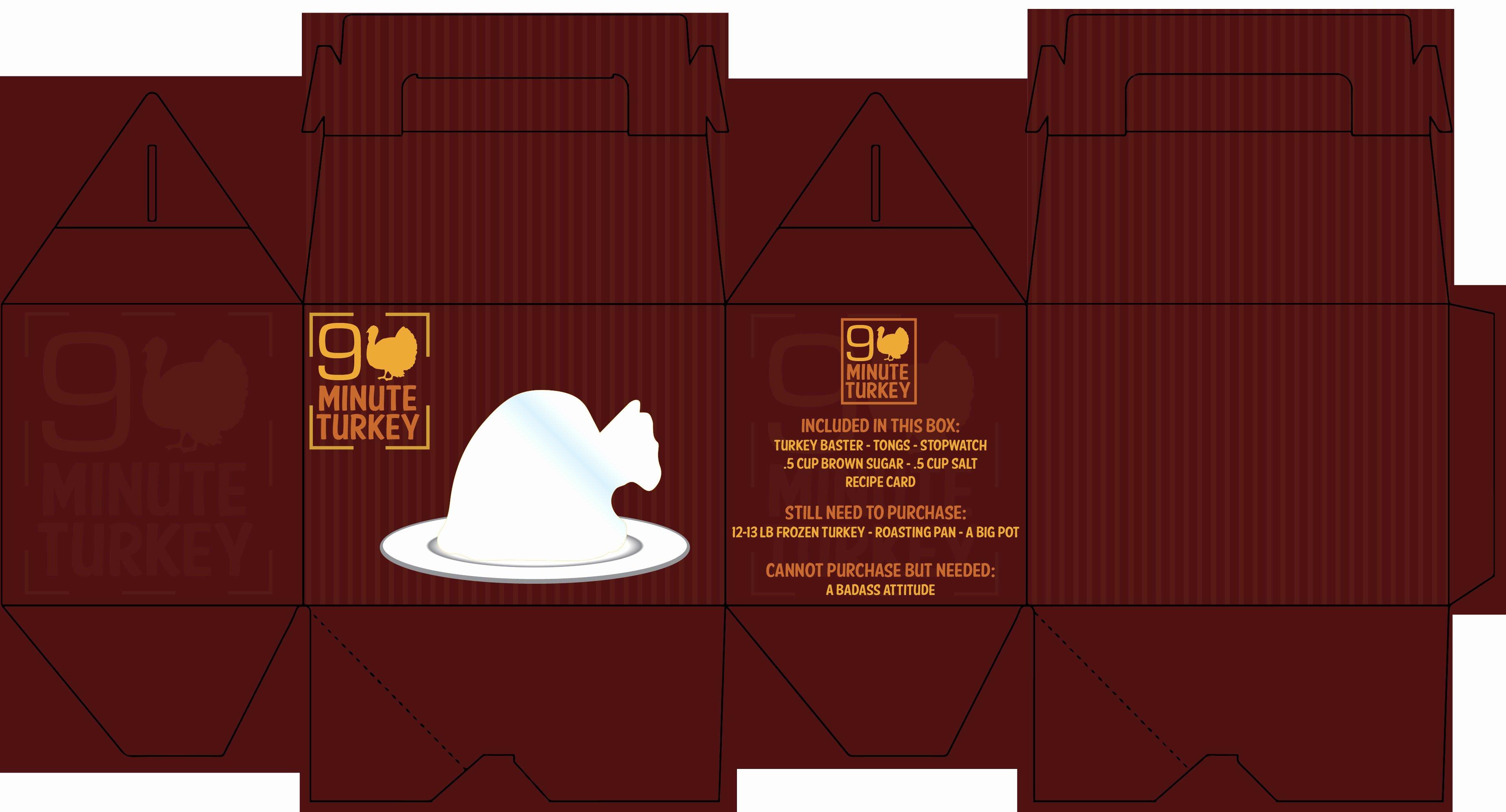 Gable Box Template Unique 90 Minute Turkey Project Part 2 – Vesal Bizieff