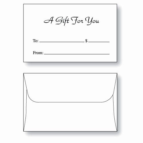 t card envelopes style d a t for you