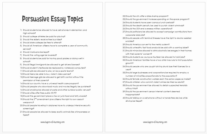 Good Titles for College Essay Inspirational Interesting College Essays the Writing Center