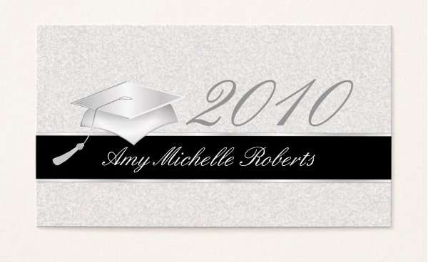 Graduation Name Cards Template Fresh 7 Graduation Name Cards Free Psd Vector Eps Png