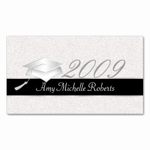 Graduation Name Cards Template Inspirational 21 Best Graduation Name Cards Images On Pinterest