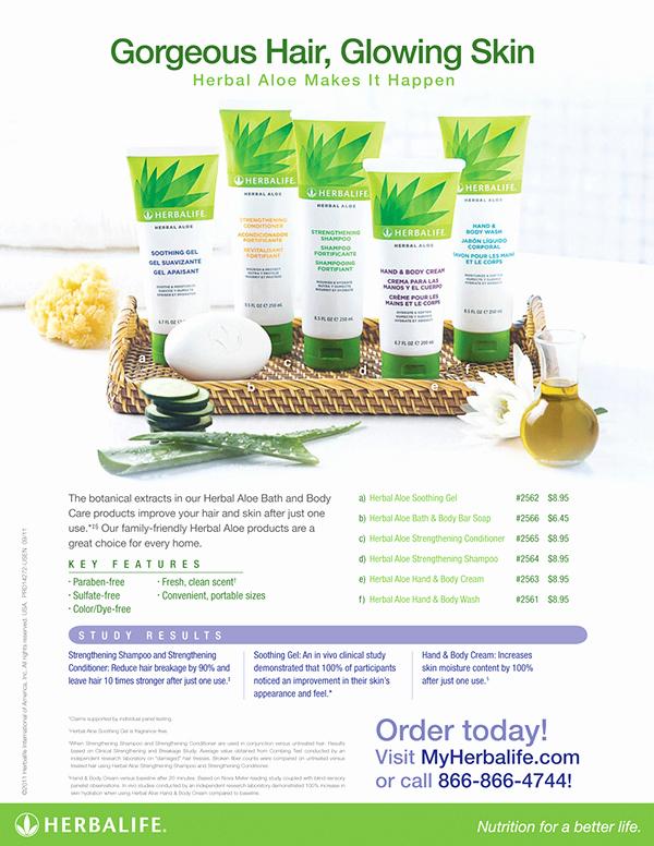 Herbalife Flyer Sample Fresh Marketing Flyer Herbalife On Behance