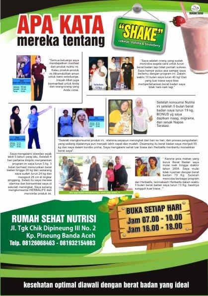 Herbalife Flyer Sample Lovely Paket Herbalife