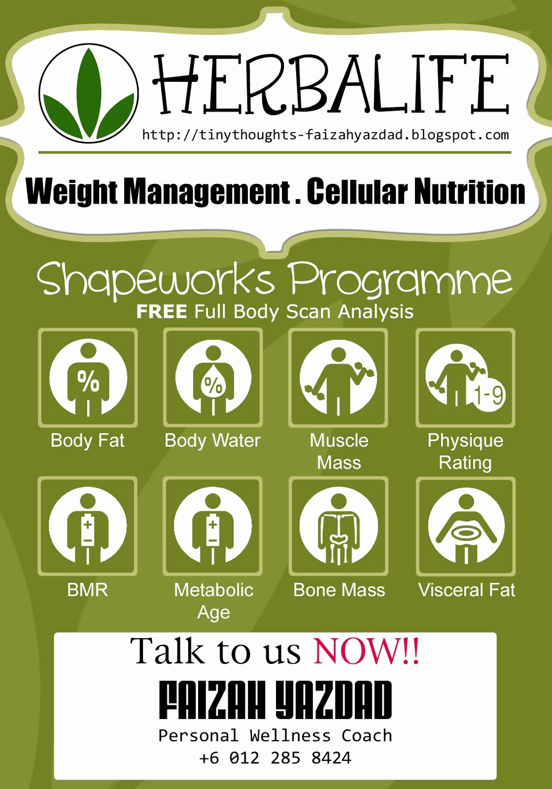 """Herbalife Flyer Sample New for Things to Change You Have to Change """" Herbalife"""