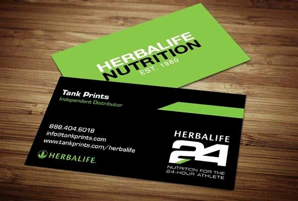 Herbalife Flyers Template Lovely Herbalife Business Cards