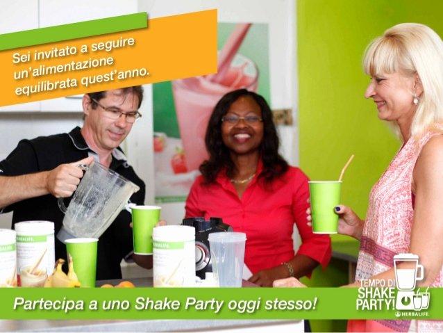 shake party herbalife