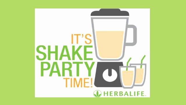 Herbalife Shake Party Inspirational Herbalife Video Library