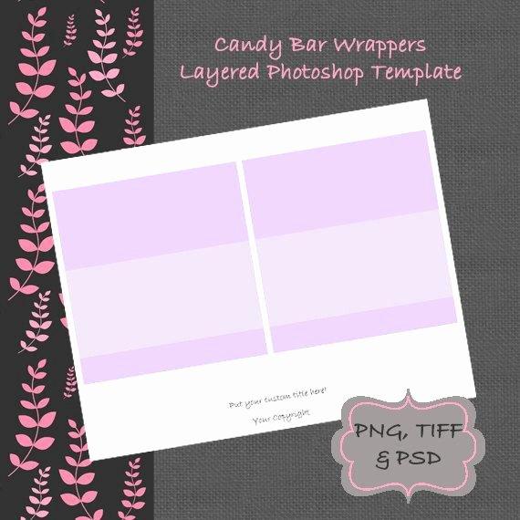 Hershey Bar Wrapper Dimensions Best Of Full Size Candy Bar Wrapper Digital by Birthdaysupply4kids