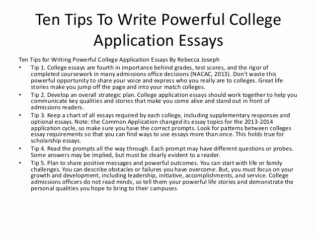 High School Application Essay Examples Unique Write My Research Paper Tips On Writing A High School