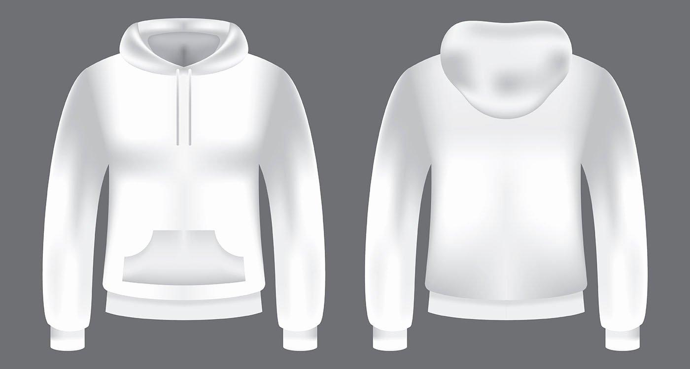 Hooded Sweatshirt Template Lovely Blank Hooded Sweatshirt Template Download Free Vector