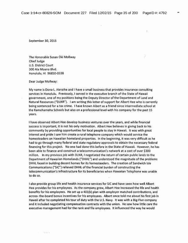 How to Write A Letter to A Judge Template Lovely Letters Of Support