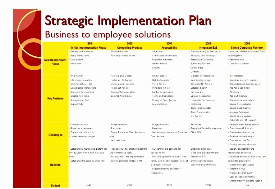 Implementation Plan Template Excel Best Of 8 Post Implementation Plan Template Yrptt