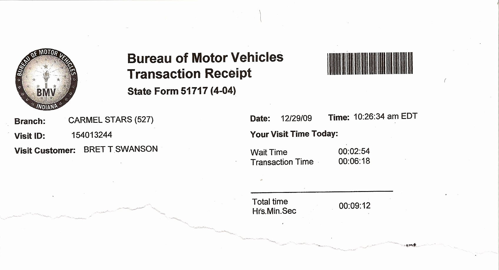 Indiana Bmv Power Of attorney Beautiful Bmv Motor Vehicles Impremedia