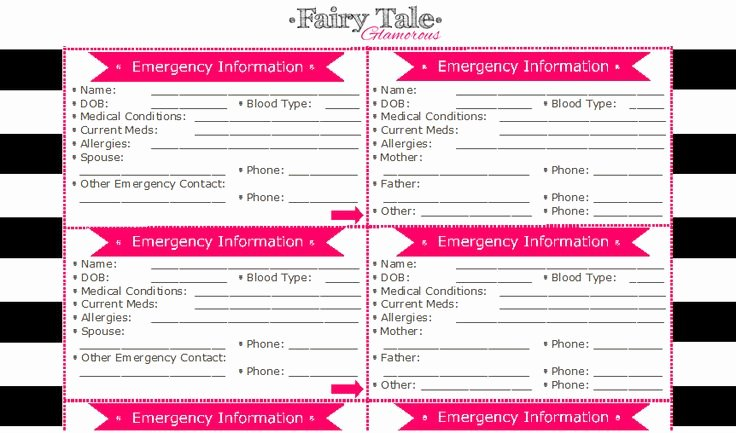 Information Card Template Best Of 78 Best Images About Templates Records Files On Pinterest