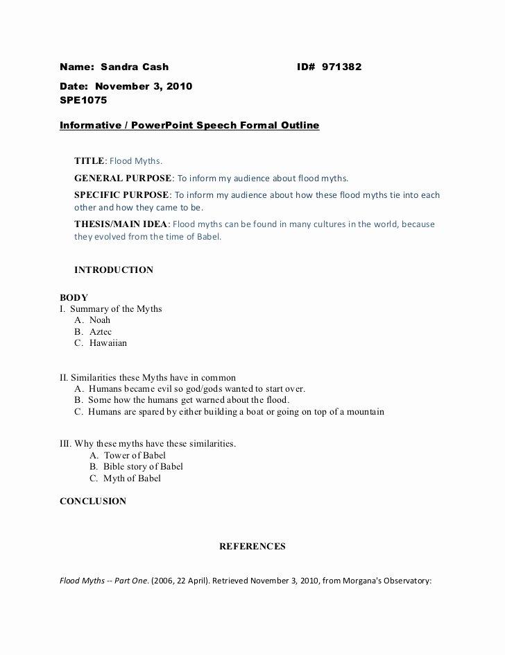 informative speech formaloutline1