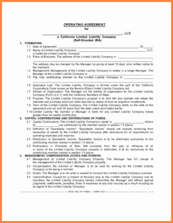6 internal service level agreement template