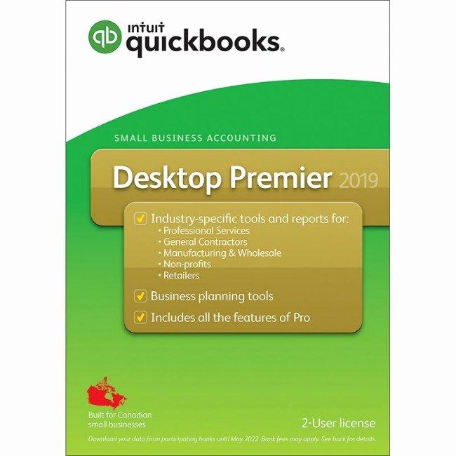 Intuit Payroll Holiday Calendar 2019 Fresh Intuit Quickbooks Desktop Premier 2019 Download Canadian
