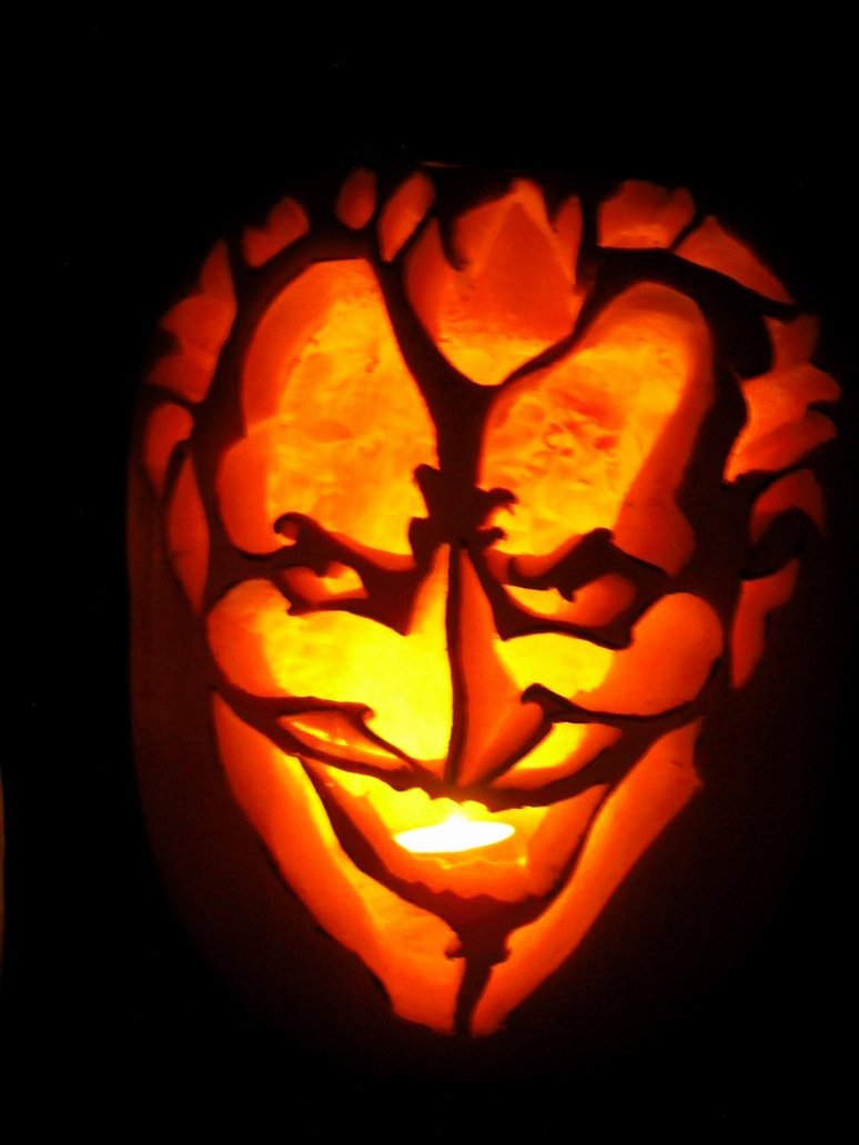 Joker Pumpkin Stencils Best Of Joker Pumpkin by Black Destiny On Deviantart