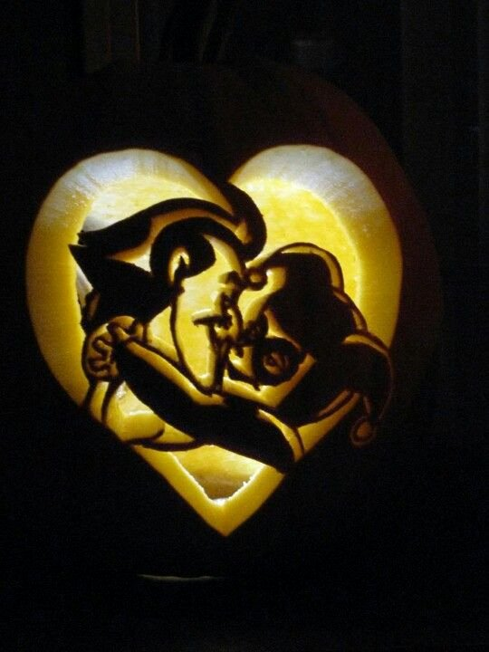 Joker Pumpkin Stencils Inspirational 32 Best Pumpkin Carving Images On Pinterest
