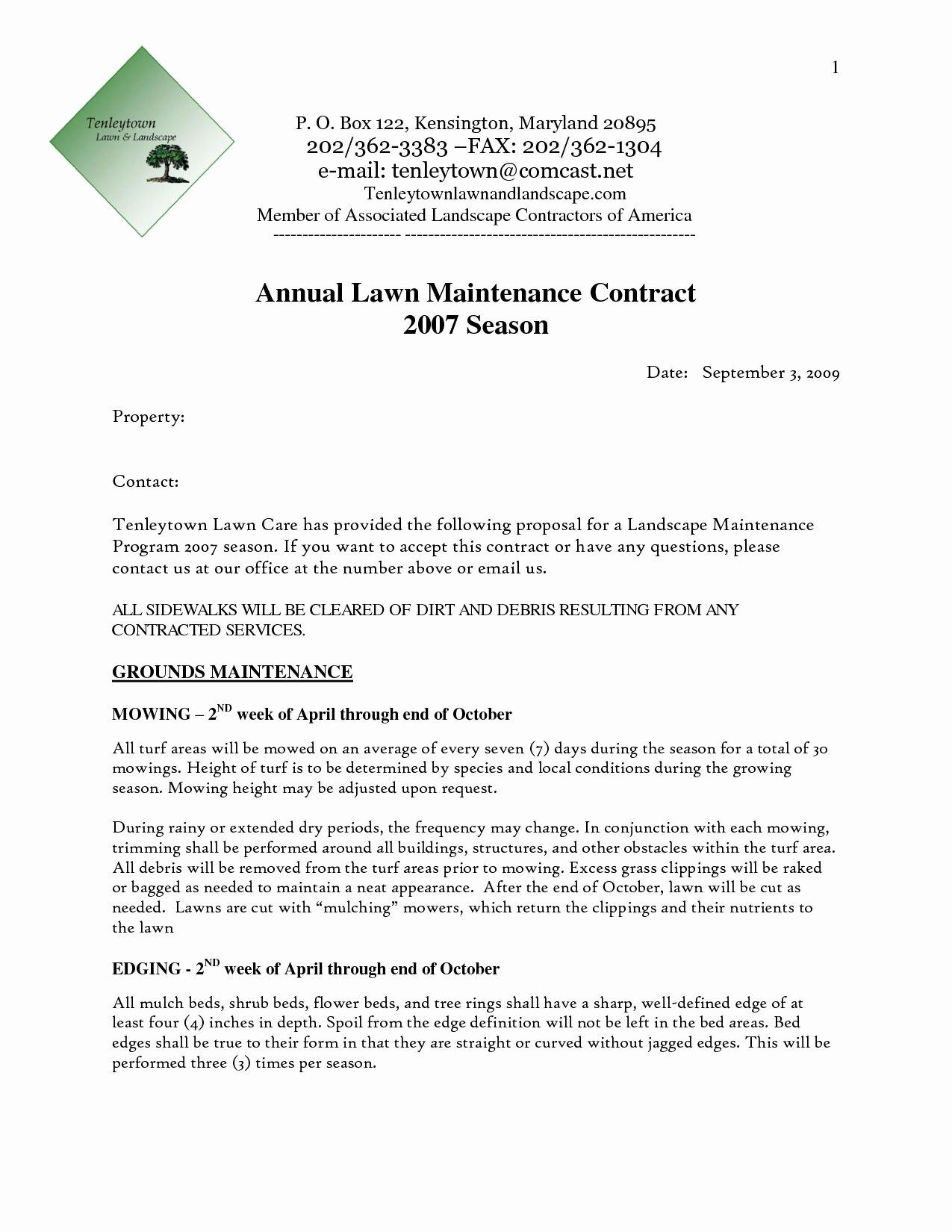 landscaping bid templates anuvrat info lawn care job bids xcyyxh