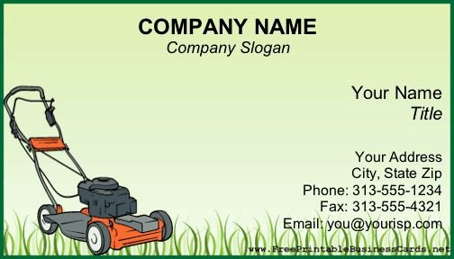 Lawn Mowing Schedule Template New A Power Lawnmower Sits On Uncut Grass On This Green