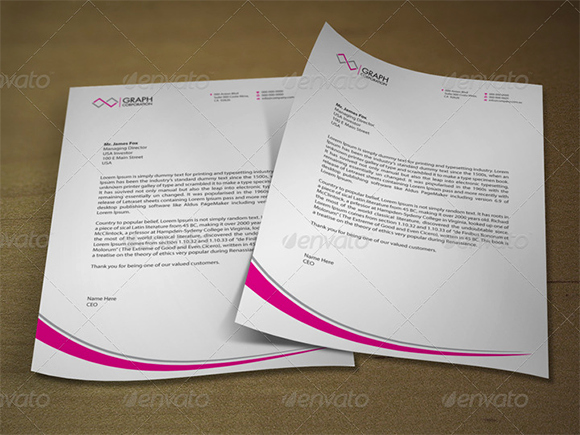 Legal Letterhead Templates Elegant 10 Letterhead Template Download Free Documents In Pdf