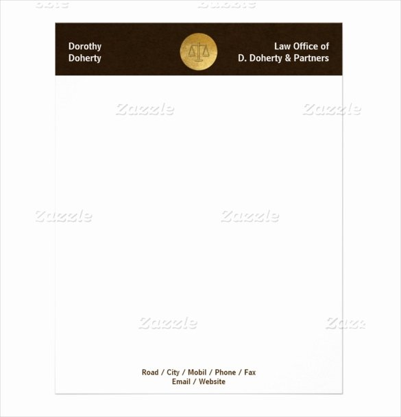 Legal Letterhead Templates New Personal Injury Demand Letter