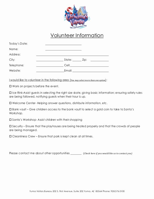 volunteer letter for yvb pdf