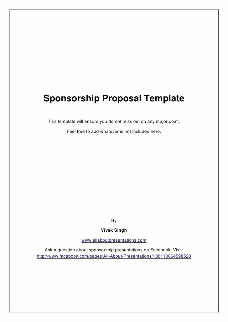 Liquor Sponsorship Proposal Awesome Wonderful Liquor Sponsorship Proposal Template