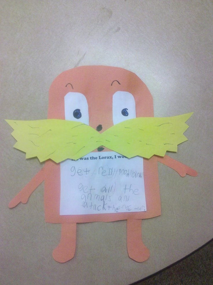 Lorax Eyebrow Template Awesome 1000 Images About the Lorax On Pinterest