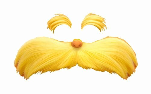 Lorax Mustache and Eyebrows Template Fresh the Lorax Eyebrow Template Free Download Elsevier