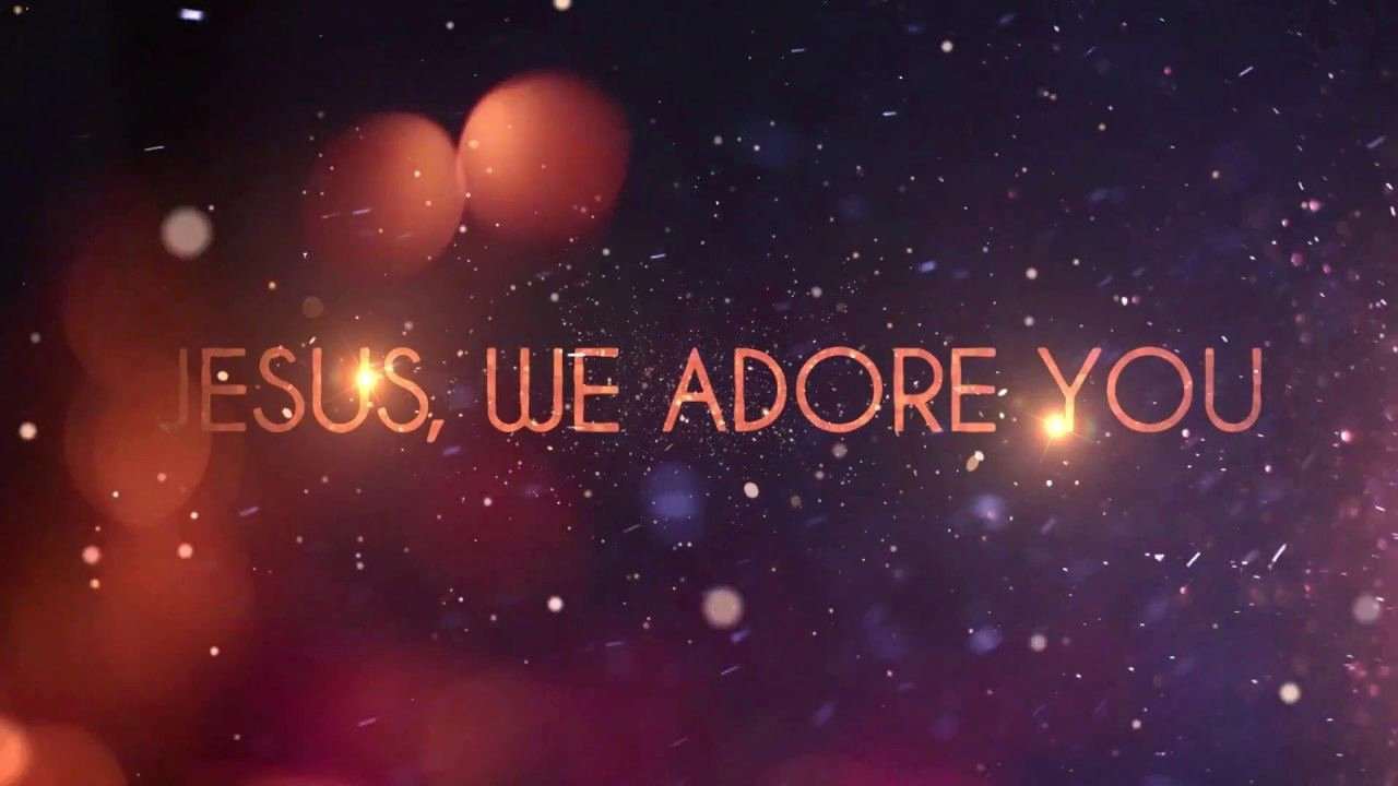 Lyric Video after Effects Best Of Ginny Owens Jesus We Adore You Ficial Lyric Video