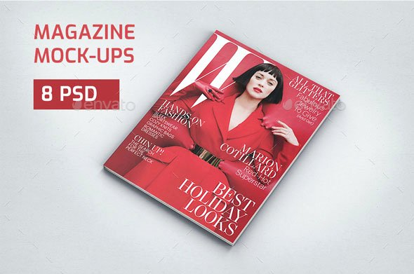 Magazine Cover Templates Psd Best Of 62 Best Magazine Cover Templates and Mockups 2018 Psd