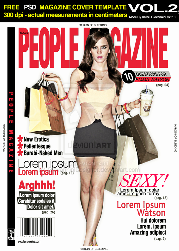 Magazine Cover Templates Psd Inspirational Free Psd People File Page 4 Newdesignfile