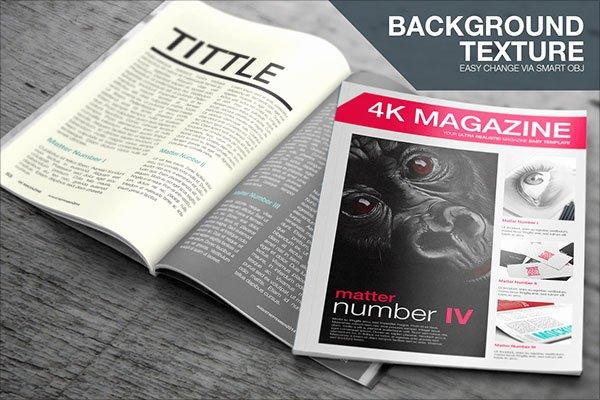 Magazine Cover Templates Psd New 20 Awesome Free Premium Mockup Psd Files & Design