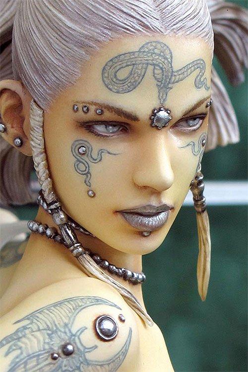 Makeup Artist Bio Sample Awesome Pvc Figuren Kopen Fantasy Figure Gallery Pvc Statue