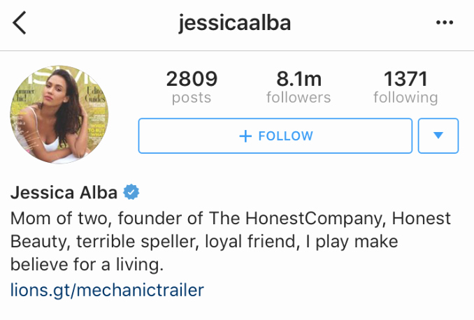 Makeup Artist Bio Sample Inspirational the Art Of the Instagram Bio