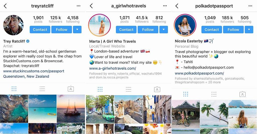 Makeup Artist Bio Sample Luxury 21 Accounts that Nailed their Instagram Bio Fashion Artista