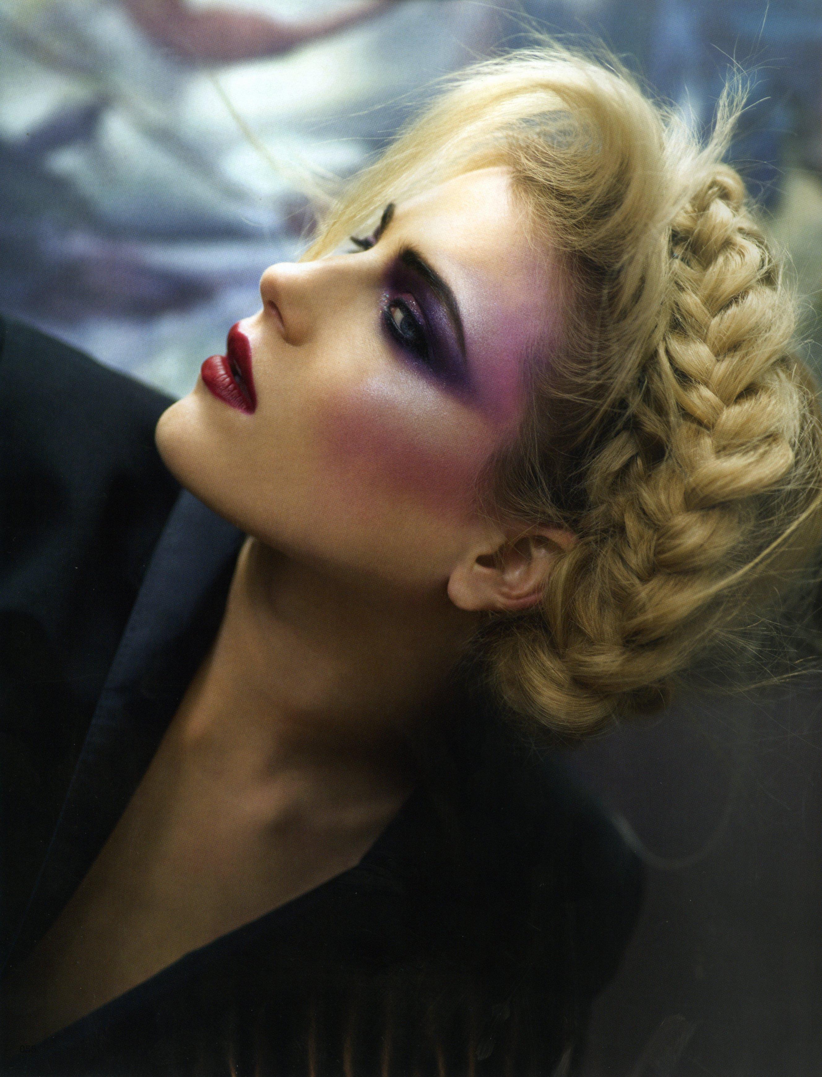 Makeup Artist Bio Sample Unique Braid New World
