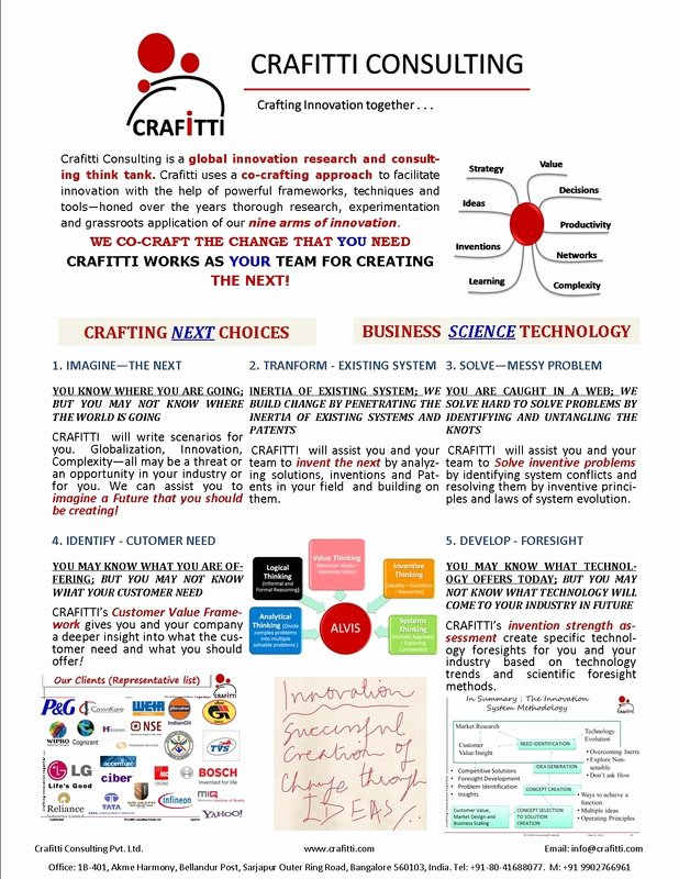 Marketing One Pager Template Best Of Home [ ]