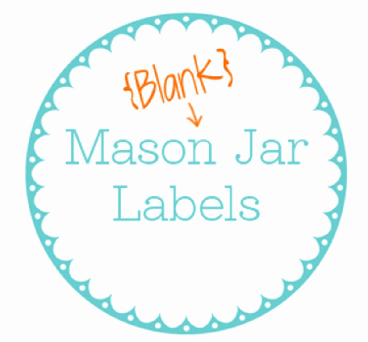 Mason Jar Tags Template Beautiful Printable Jar Label Template today S Mama
