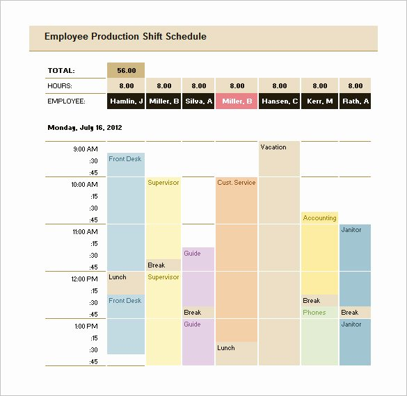 Master Production Schedule Template Excel Awesome 29 Production Scheduling Templates Pdf Doc Excel